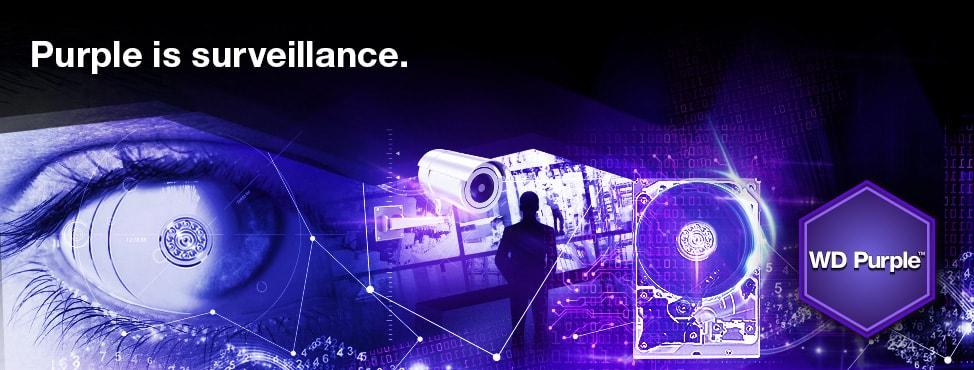 WD Purple Surveillance - VideoMarket.EU