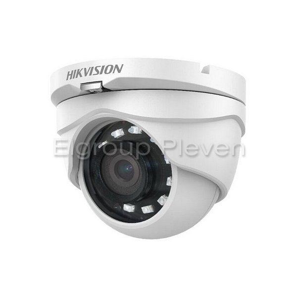 2MP HDTVI Turbo HD видеокамера, HIKVISION DS-2CE56D0T-IRMF(C)