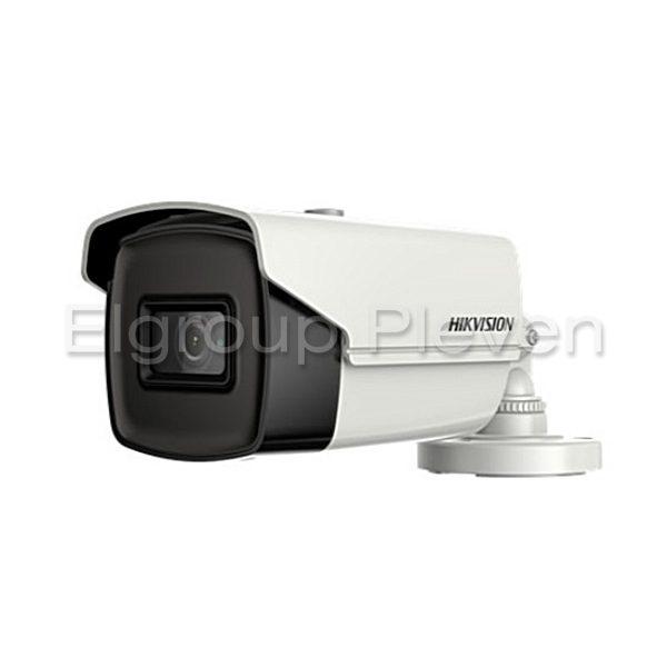 5MP HDTVI Bullet камера, EXIR, HIKVISION DS-2CE16H8T-IT3F