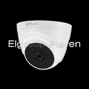 2MP HDCVI куполна камера, DAHUA HAC-T1A21-0280