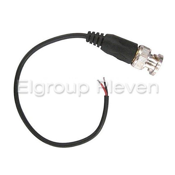 BNC konektor s izveden kabel