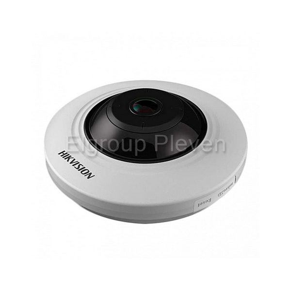 IP 5MP панорамна Fisheye камера, HIKVISION DS-2CD2955FWD-IS