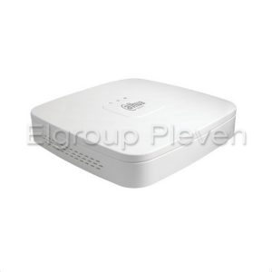4-канален NVR 8MP, 4PoE Lite 4K H.265, DAHUA NVR2104-P-4KS2
