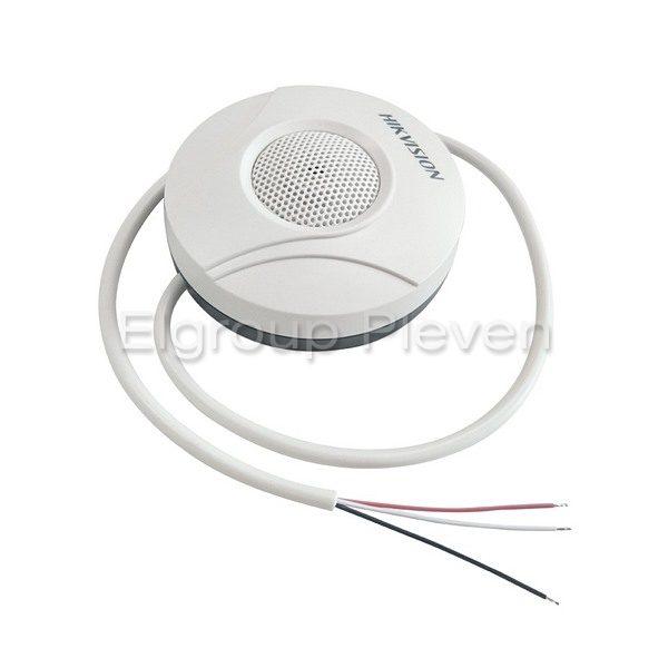 HI-FI микрофон за видеонаблюдение, HIKVISION DS-2FP2020