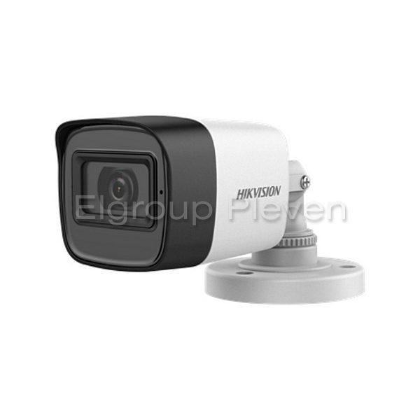 5MP HDTVI Audio Camera, HIKVISION DS-2CE16H0T-ITFS