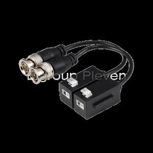 8MP видео балун, 2-броя комплект DAHUA PFM800-4K