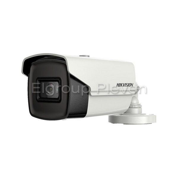 8MP HDTVI корпусна камера, HIKVISION DS-2CE16U7T-IT3F
