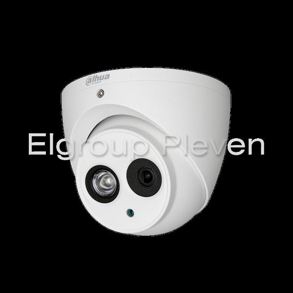 5MP HDCVI POC куполна камера, DAHUA HAC-HDW1500EM-A-POC