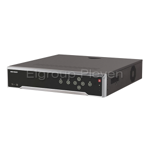 32-канален NVR, HIKVISION DS-7732NI-I4(B), 4K-12MP