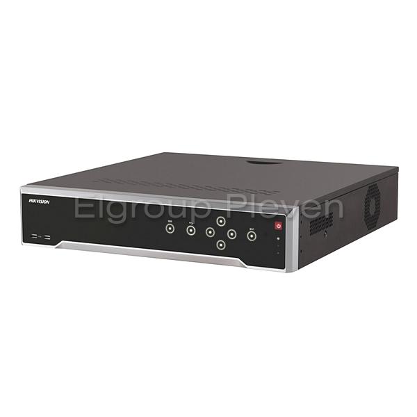 32-канален NVR, HIKVISION DS-7732NI-I4(B), 4K-12MP