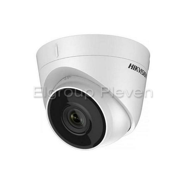 2MP IP куполна камера HIKVISION DS-2CD1323G0Е-I, Lens 4mm