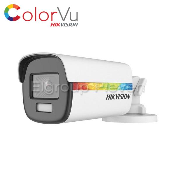 2MP HDTVI ColorVu камера, HIKVISION DS-2CE12DF8T-F