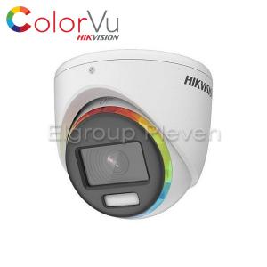2MP HDTVI ColorVu камера, HIKVISION DS-2CE70DF8T-MF