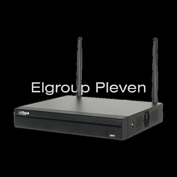 4-канален Wireless NVR 8MP, DAHUA NVR2104HS-W-4KS2