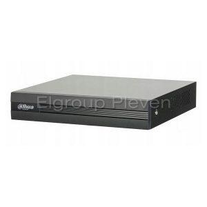DVR 1080N/720p, 8-канален Penta-brid WizSense, DAHUA XVR1B08-I