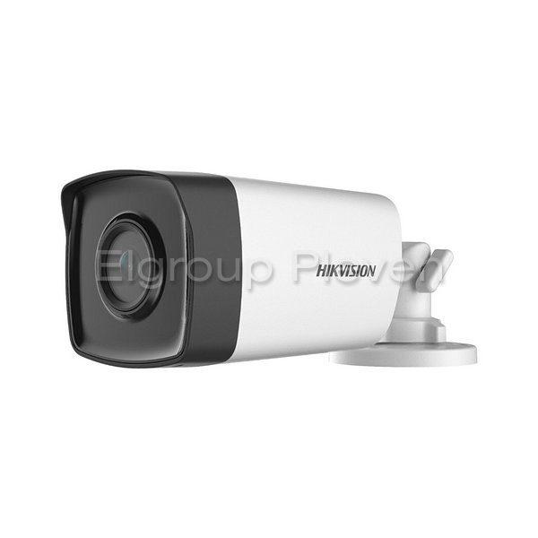 2MP Turbo HDTVI корпусна камера, HIKVISION DS-2CE17D0T-IT5F(C)
